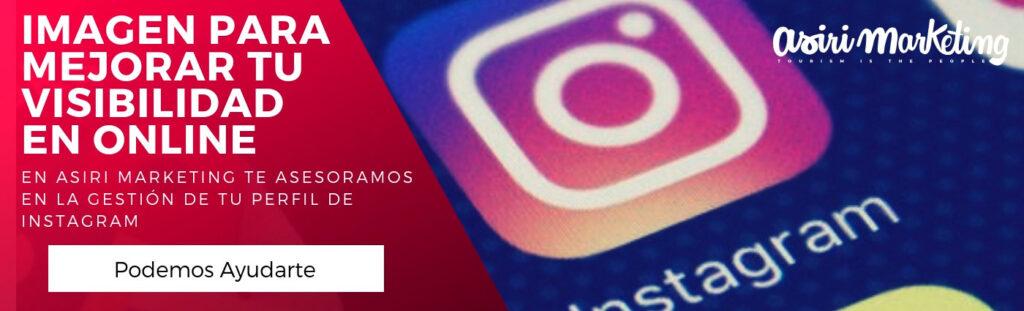 Diseña tu estrategia en Instagram para potenciar la imagen de tu negocio turístico