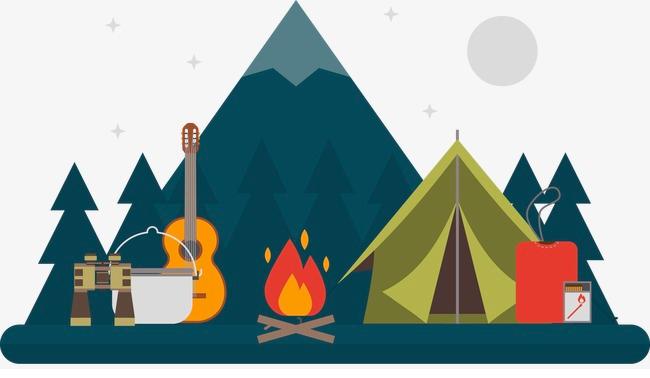 estilo de vida en campings para distribuir