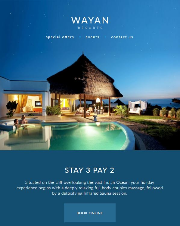 email marketing para hoteles