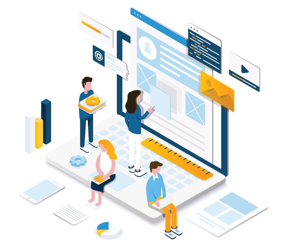 analiza tu página web para optimizar tus métricas
