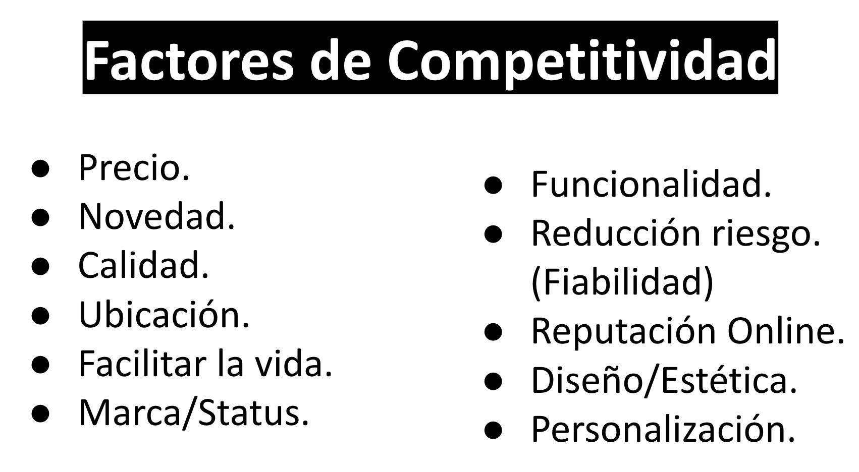 factores competencia seo para tu negocio