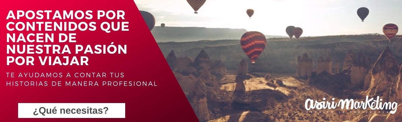 Agencia de Marketing con Copywriting para agencias de viajes