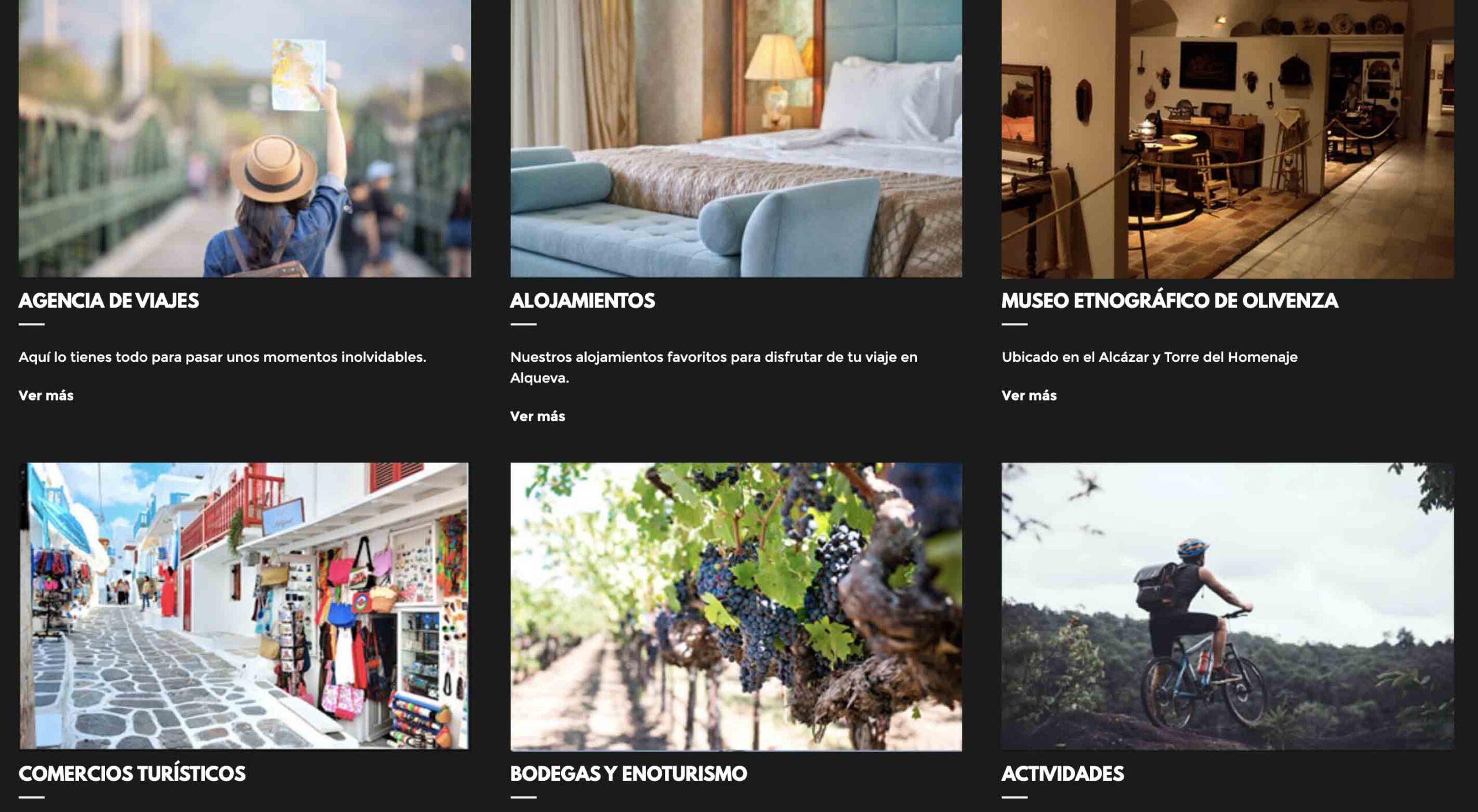 Diseño web para potenciar el Diseño de Marcas de Destinos Turísticos
